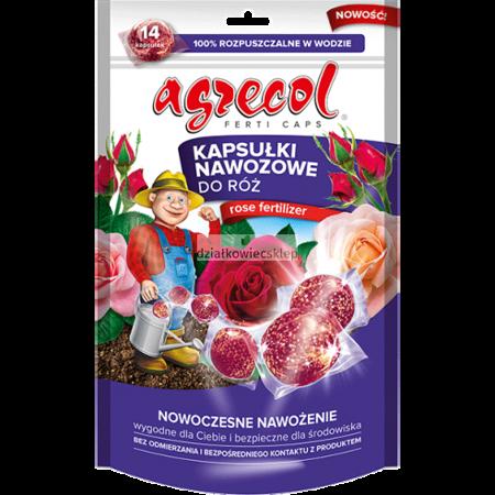 Agrecol kapsułki nawozowe do róż