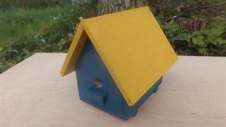 Domek dla samotnych pszczół