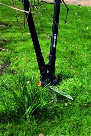Fiskars Dźwigniowe nożyce do trawy i żywopłotu GS53