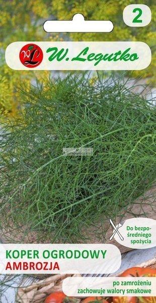 Koper ogrodowy Ambrozja (5 g) W. L.