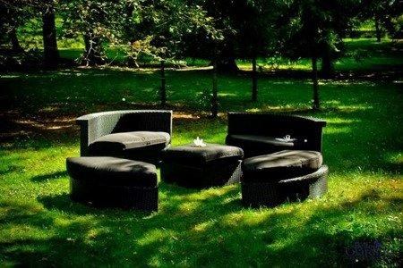 Łóżko ogrodowe RICCO