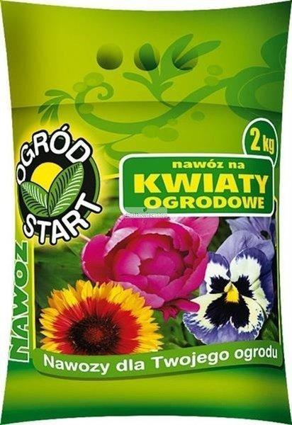 Nawóz na kwiaty ogrodowe 2 kg