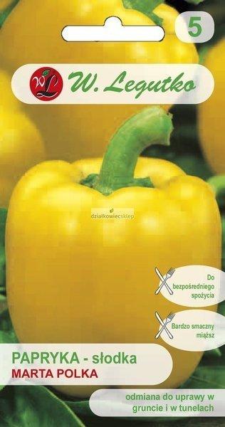 Papryka słodka Marta Polka (0,5 g)