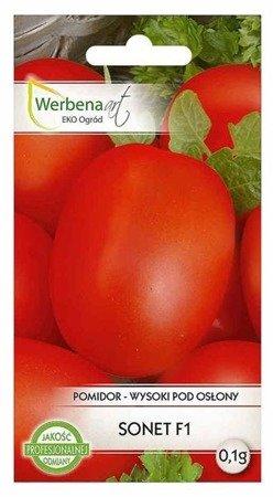 Pomidor wysoki pod osłony Sonet 0,1g