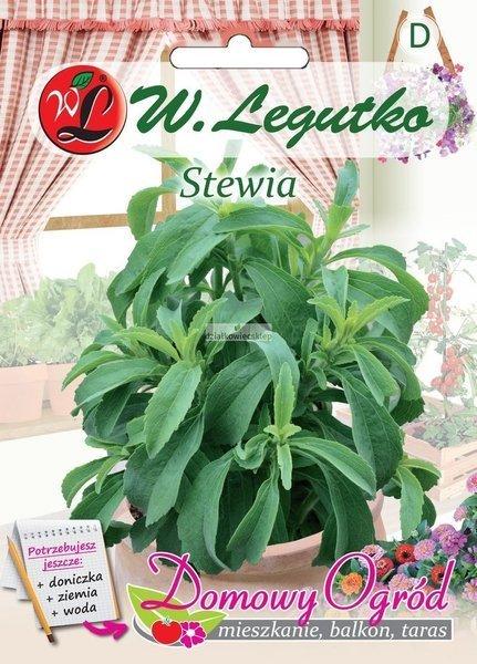 Stewia Sweetheart (0,008 g) - Domowy Ogród