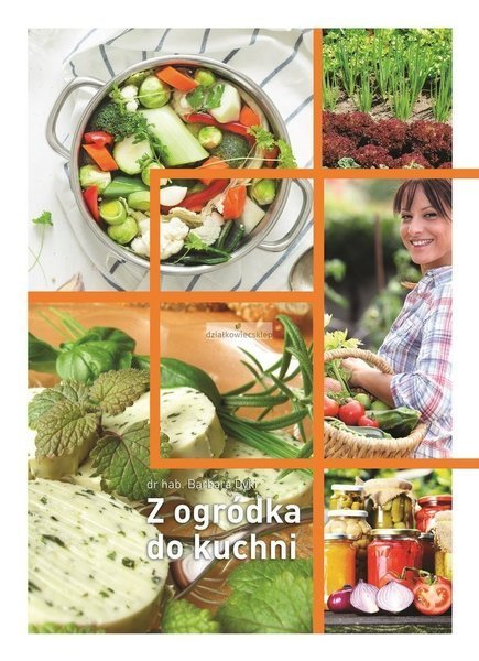 Z ogródka do kuchni (e-book)